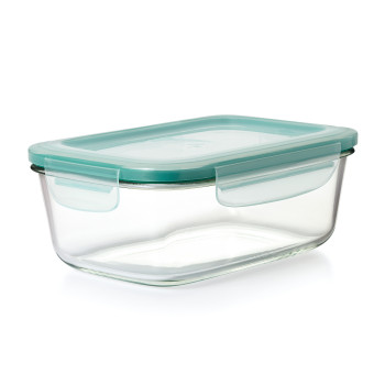 1.8L Smart Seal Glass Rectangle Container