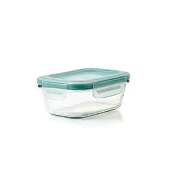 0.4L Smart Seal Glass Rectangle Container