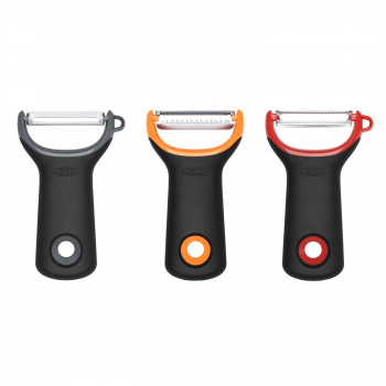 3-Piece Assorted Prep Peeler Set