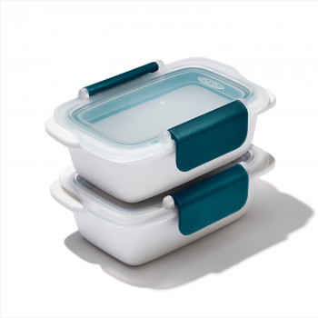 Prep And Go Snack Container Set (142mL)