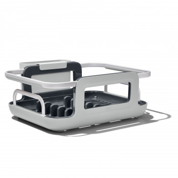 Over-The-Sink Aluminum Dish Rack