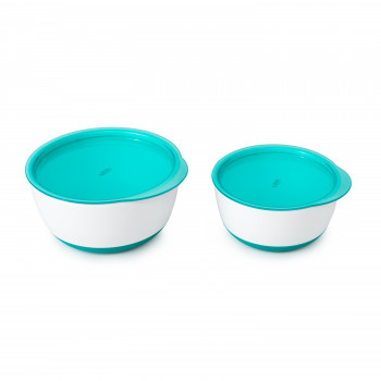 Small & Large Bowl Set - Teal