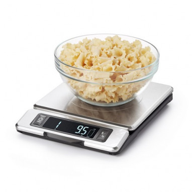Stainless Steel Scale with Pull Out Display