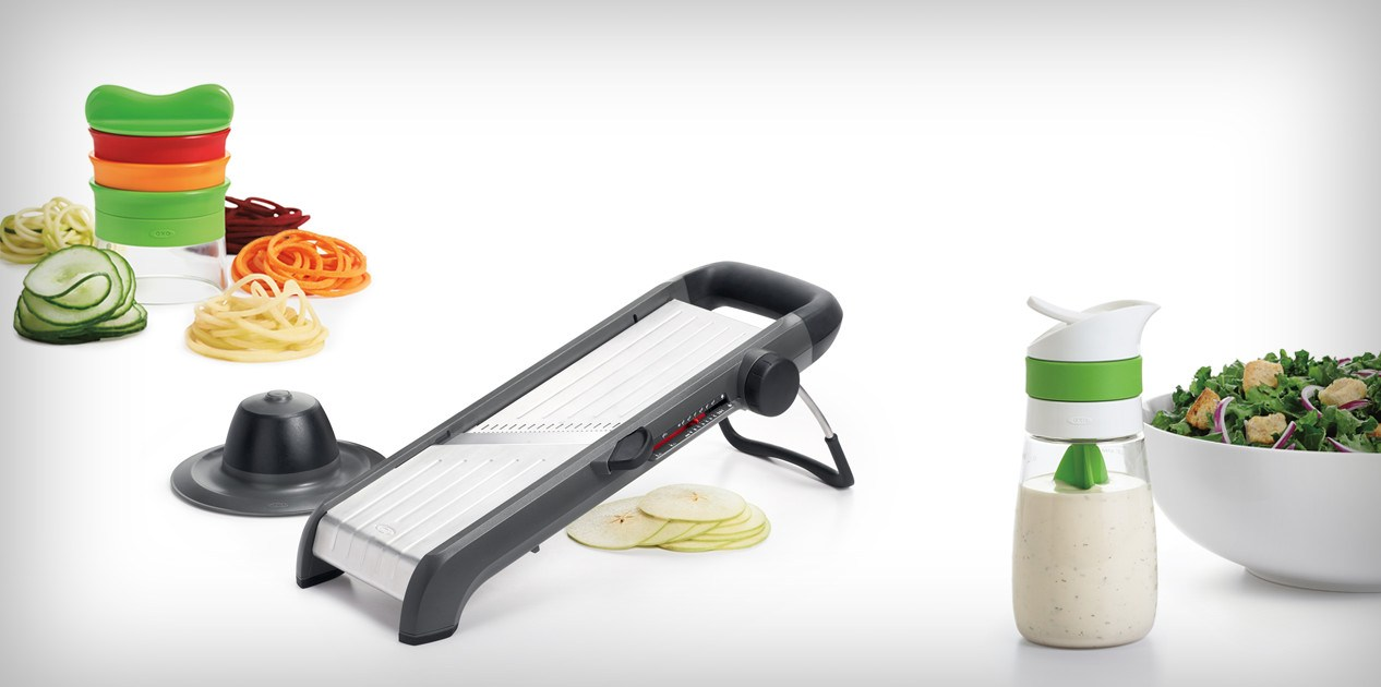 Healthy Eating with OXO