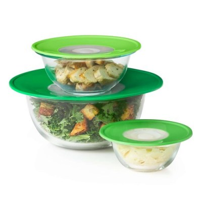 3 Piece Reusable Lid Set