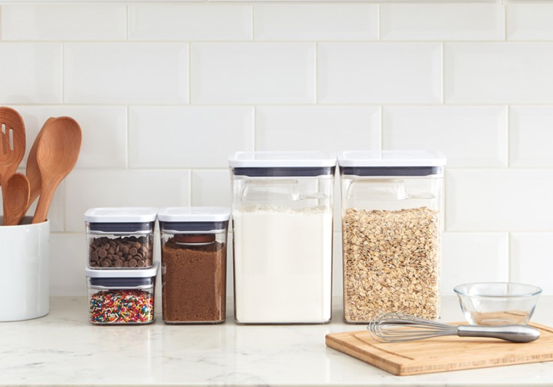 New POP Containers